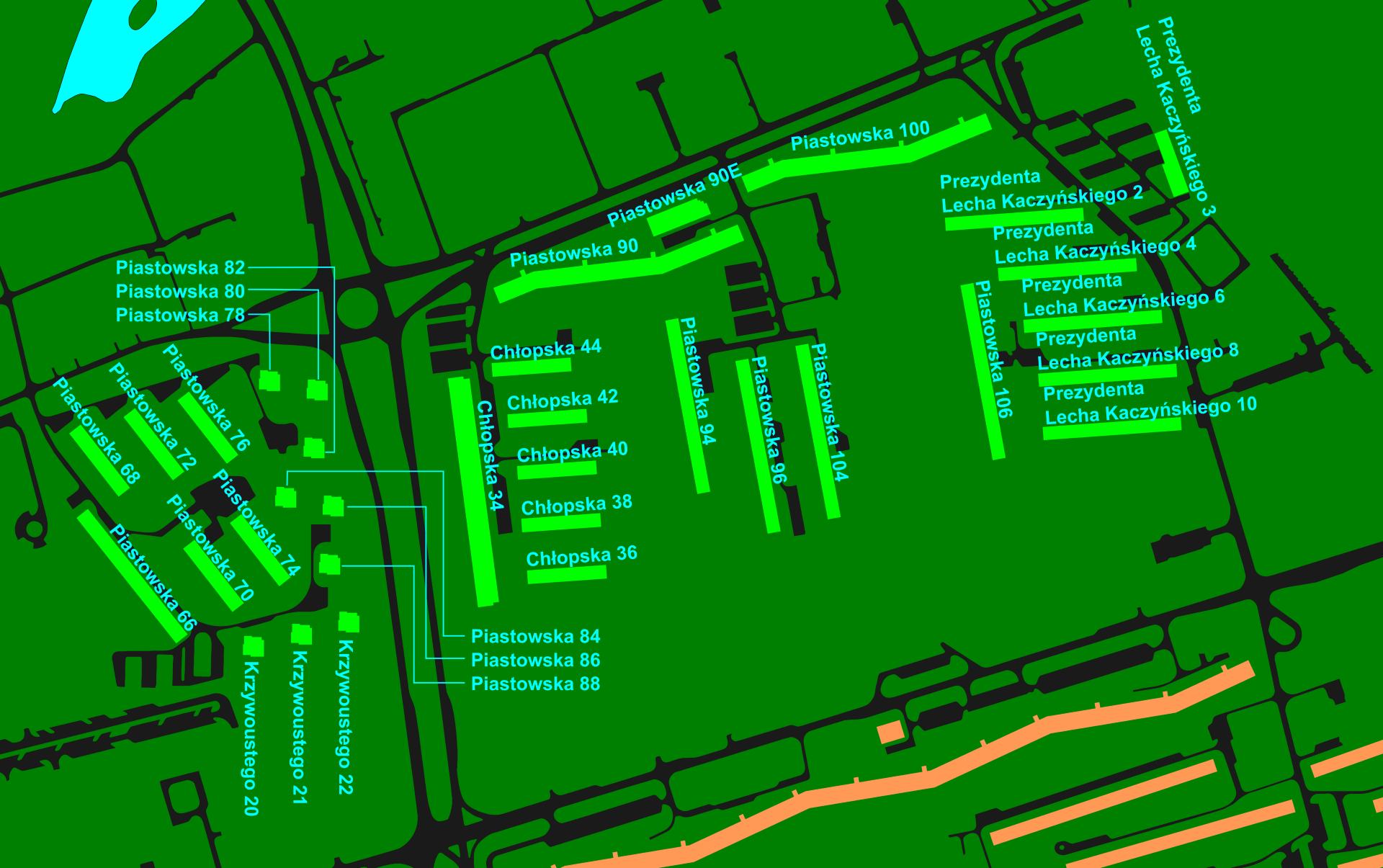 Mapa zasobów