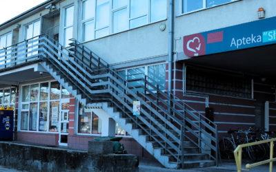 Informacja o modernizacji instalacji gazowej w budynku Chłopska 38 , 40 i 42.