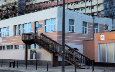 Zawiadomienie o modernizacji oświetlenia na klatkach schodowych w budynku Jagiellońska 40A-M